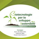 Biotechnology for sustainable development: applications and safety