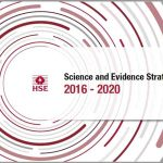 HSE's Science and Evidence Strategy 2016-2020