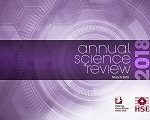 HSE publishes Annual Science Review 2018